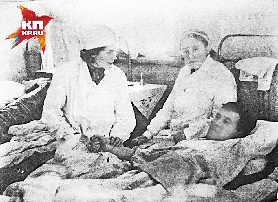 Владимир Стрельников был награжден орденом Отечественной войны второй степени