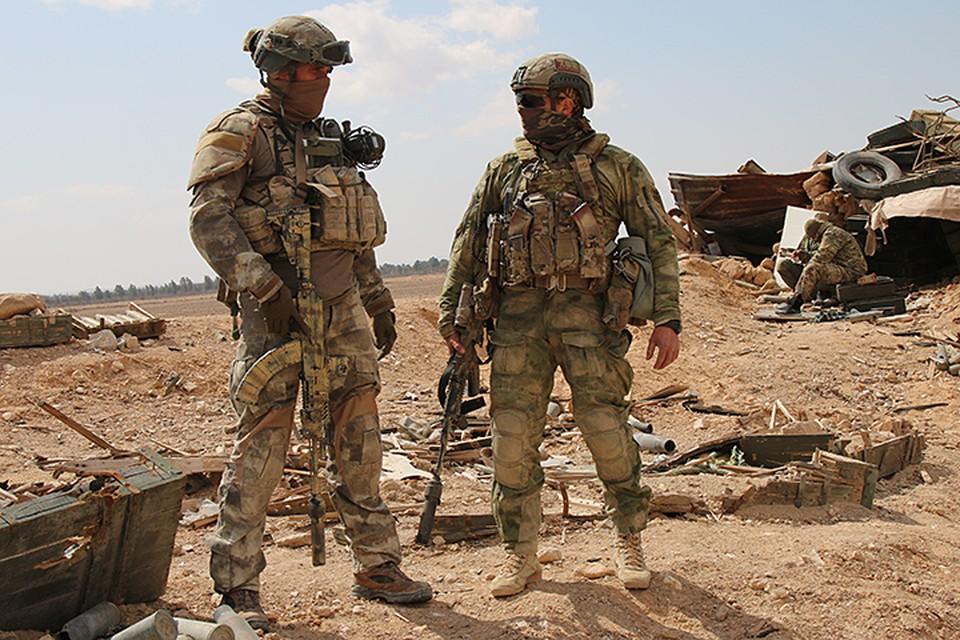 Россия к гуманитарной составляющей отнеслась едва ли не серьезней, чем к военной