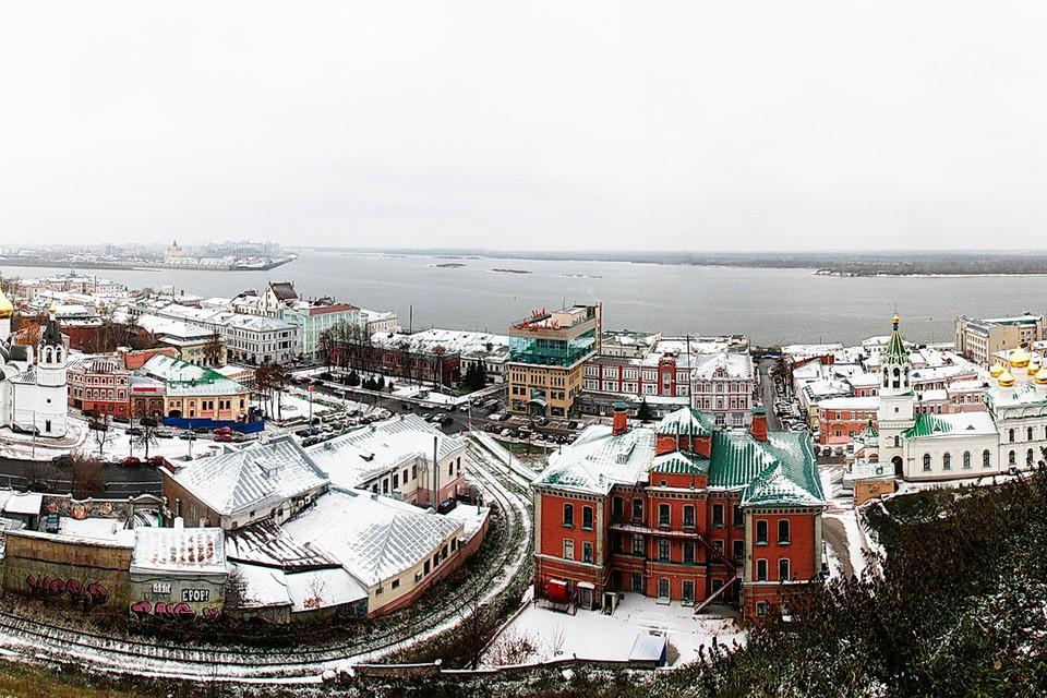 Итоги 2017 года в Нижнем Новгороде.