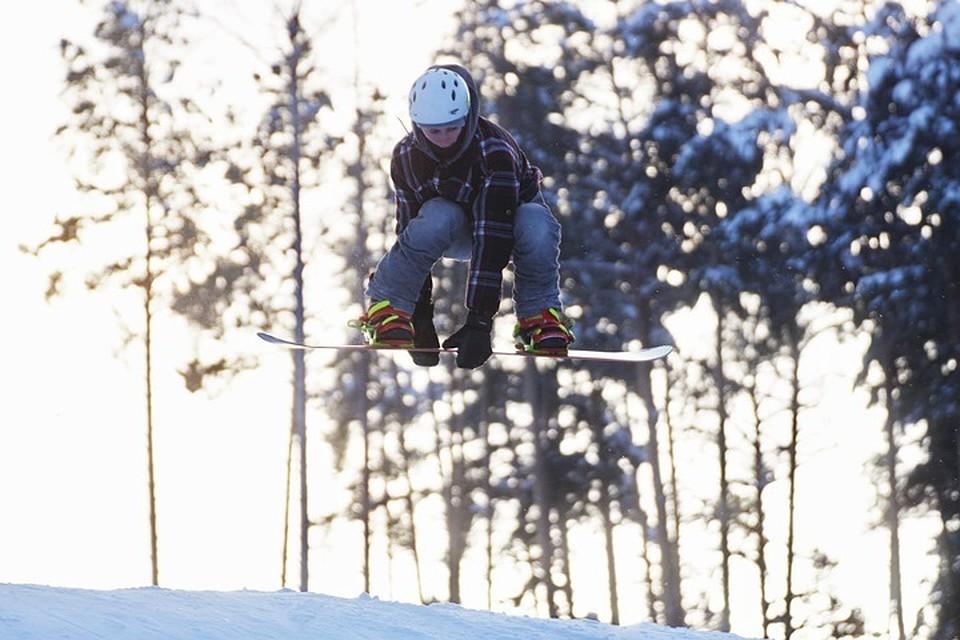 На всех горнолыжных курортах Сочи нарушителей будут лишать ски-пасса 05d2ee57de7