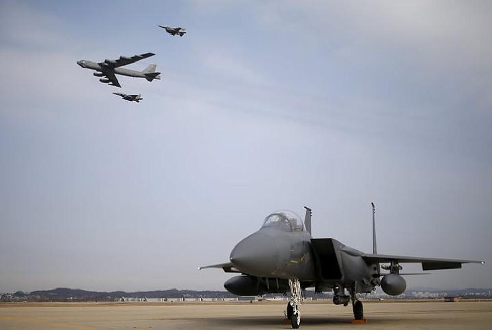 США и Южная Корея условились отказаться от совместных военных учений во время ОИ-2018