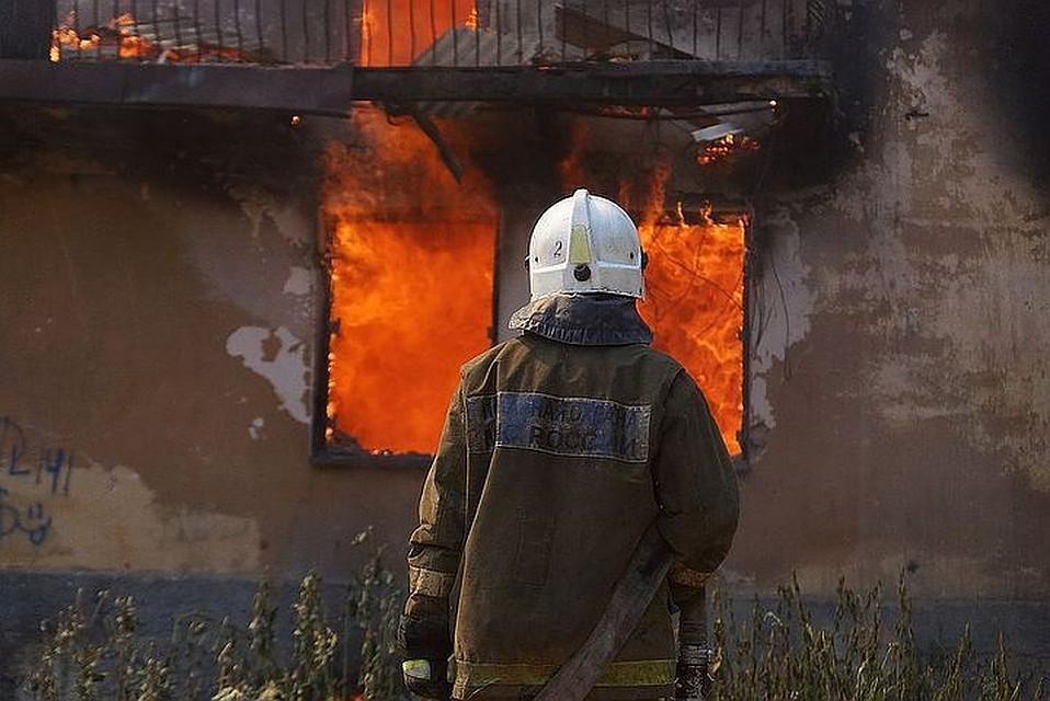 Пожар на стройке штраф кто субъект ответственности