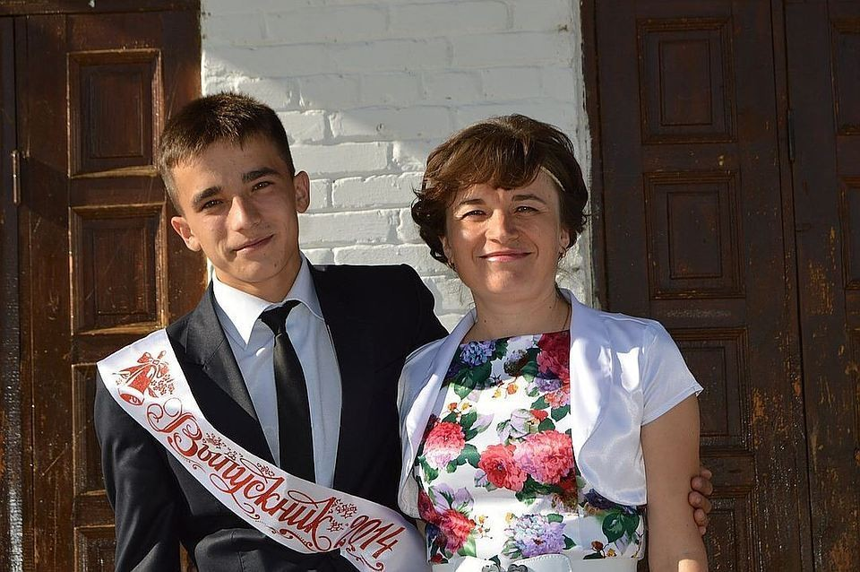 Мать Сергея Семенова очень рада возвращению сыны