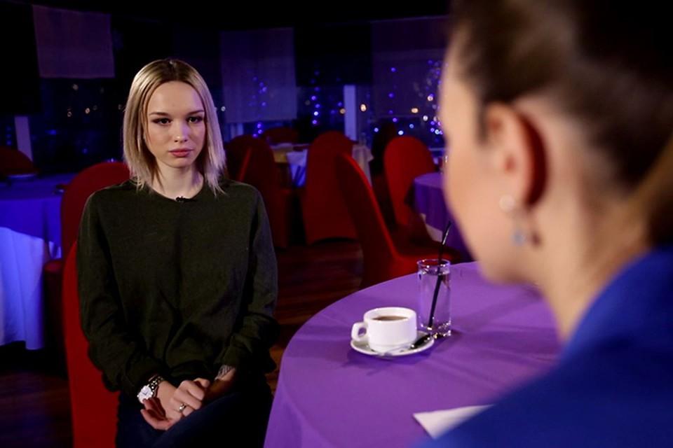 Диана отметила, что по ее мнению, это временное заключение не исправило Сергея. Фото телеканала 360