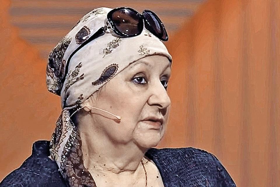 Смерть внучки Брежнева породила неожиданный скандал. Фото: Первый канал/«Пусть говорят»