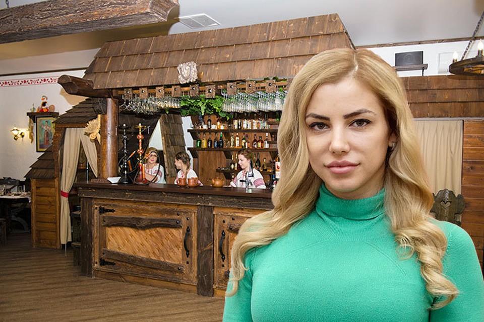 Екатерина Пузикова открывает свой ресторан