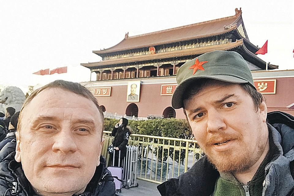 Журналисты «Комсомолки» Владимир Ворсобин и Виктор Гусейнов решились на отчаянное путешествие - по пограничным городам России и Китая