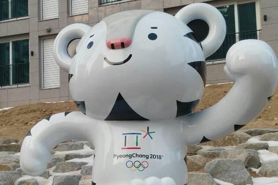 В Олимпийской деревне белорусов встречают приветливо. Фото: mst.by