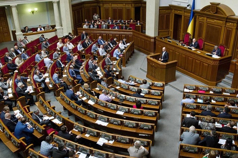 В Верховной Раде озвучили убытки Украины от антироссийских снакций