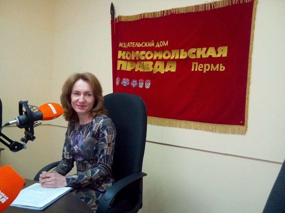 Анастасия Гилева, руководитель общественной организации «Счастье жить»