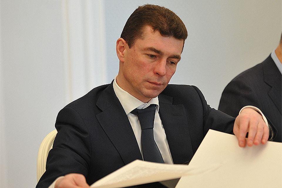 Глава Минтруда Максим Топилин