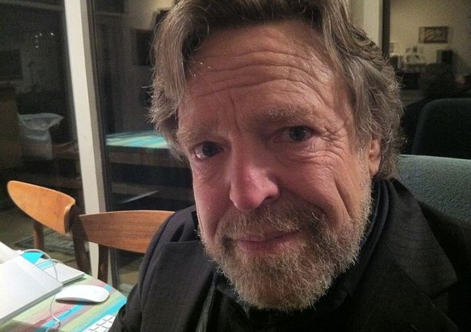 Джон Перри Барлоу. Фото: wikimedia.org