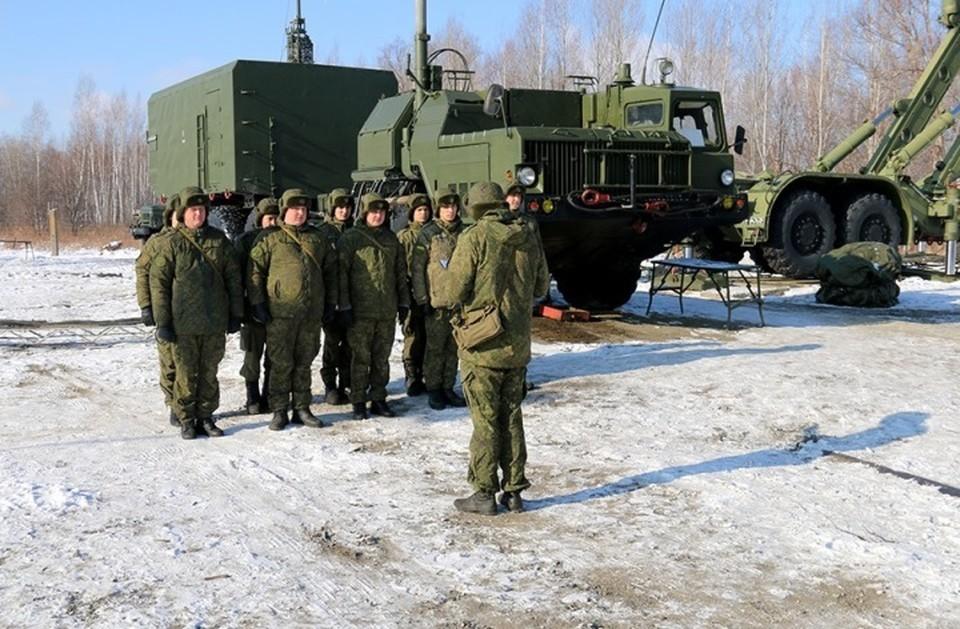 МЧС просчитало сценарии возможного нападения на РФ. Фото: пресс-служба Минобороны РФ.