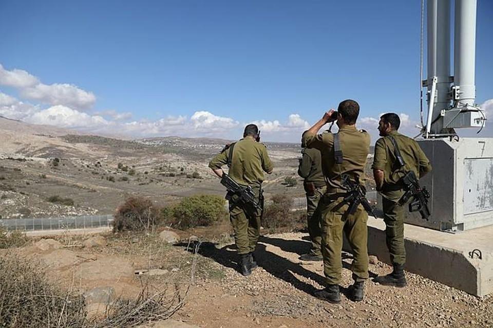 Названо оружие, сбившее израильский истребитель в ходе налета на Сирию