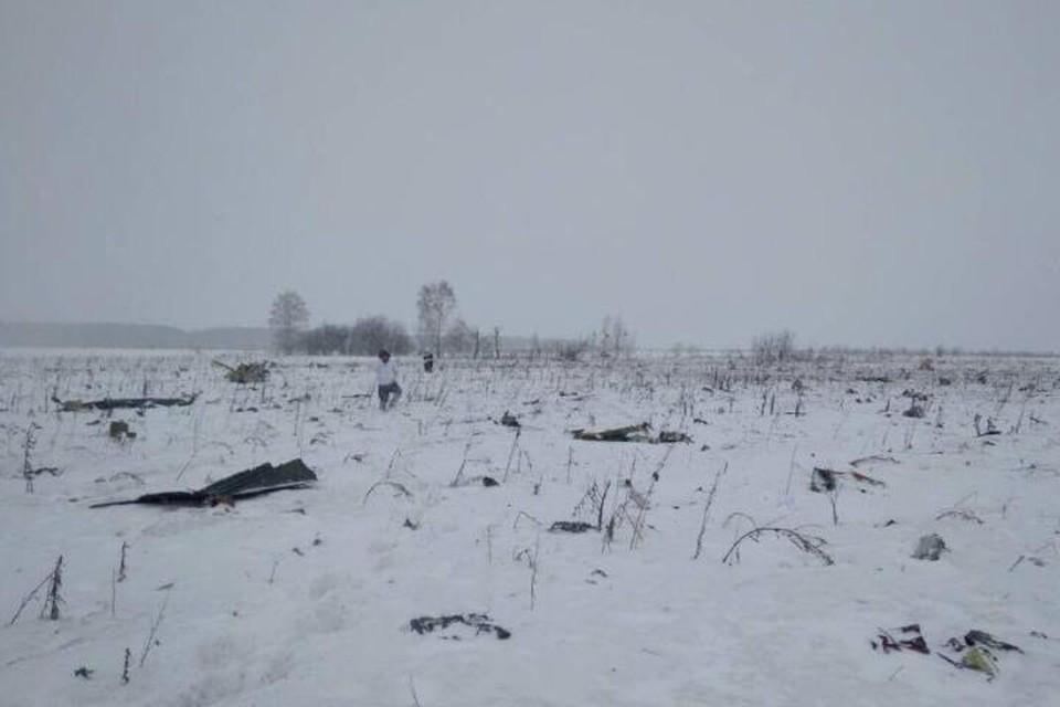 Большинство пассажиров разбившегося в Подмосковье Ан-148 были жителями Оренбургской области