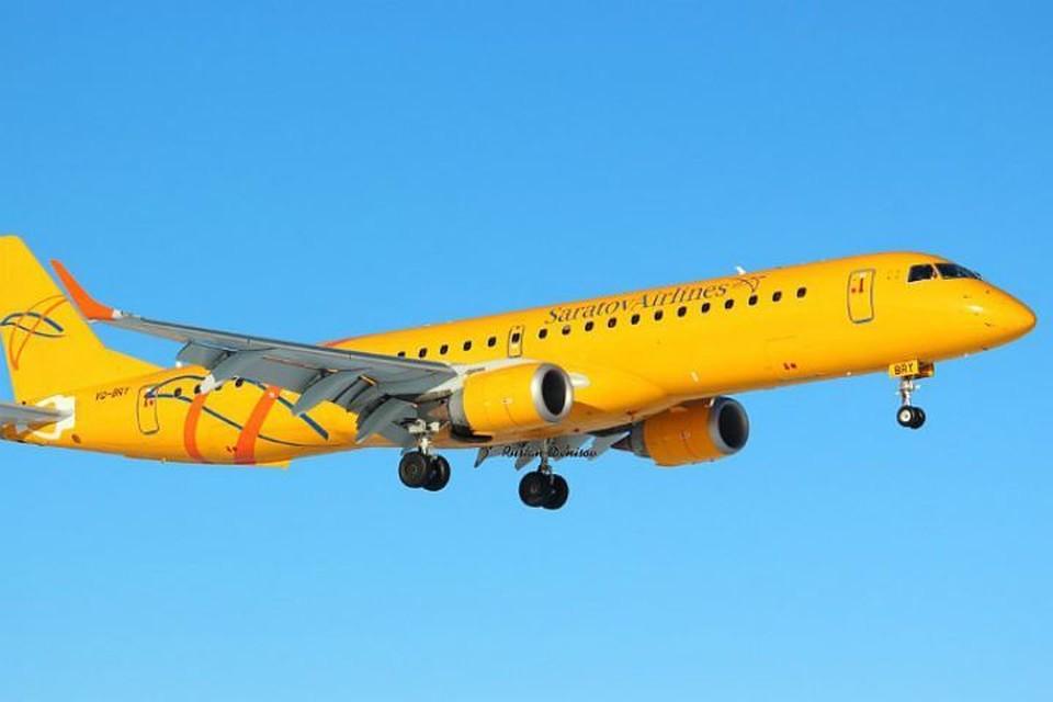 """У """"Саратовских авиалиний"""" уже грозились отозвать лицензию из-за нарушения безопасности полетов."""