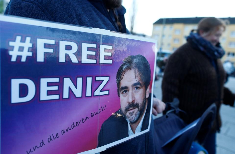 После ареста журналиста отношения между Турцией и Германией значительно ухудшились
