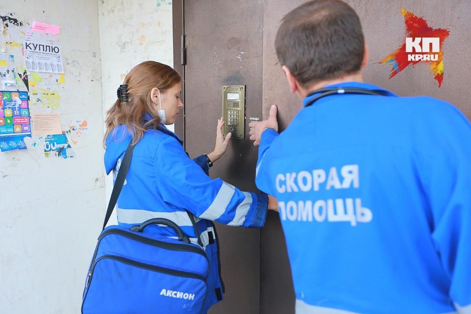 В Красноярске совершено два нападения на врачей «Скорой помощи»