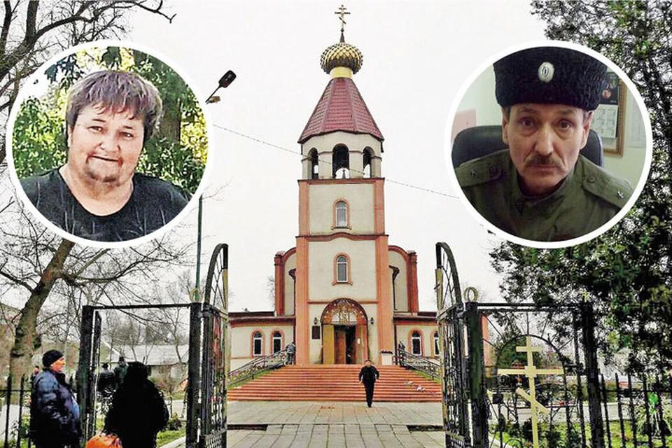 Ирина Мелькомова бросилась на вооруженного бандита. Сергей Пресняков отвлекал внимание боевика на себя. Фото: Низами ГАДЖИБАЛАЕВ (ТАСС)