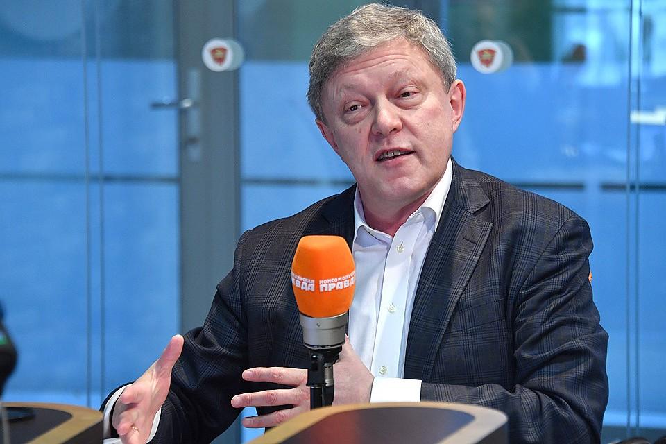 Согласно свежему опросу ВЦИОМ, Григорий Явлинский обогнал в президентском рейтинге Ксению Собчак.