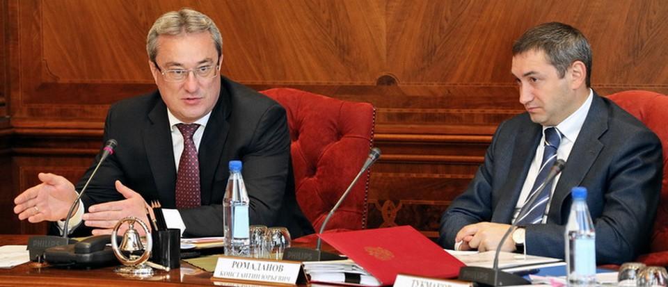 Ромаданов заключил сделку со следствием и изобличил преступное сообщество, потому его дело выделено в отдельное производство
