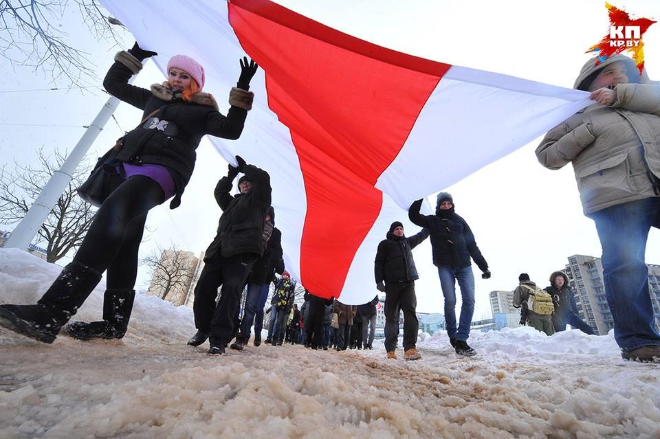 Разные представители белорусской оппозиции обсуждают, как лучше отметить 100-летие провозглашения БНР