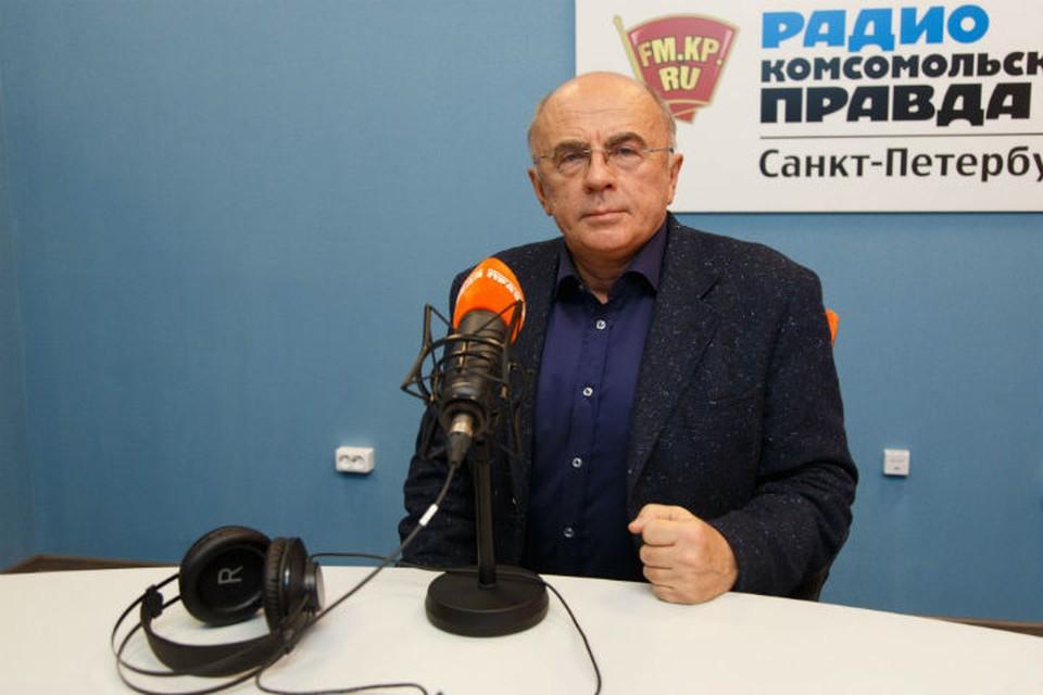 Ректор СПбГУП Александр Запесоцкий