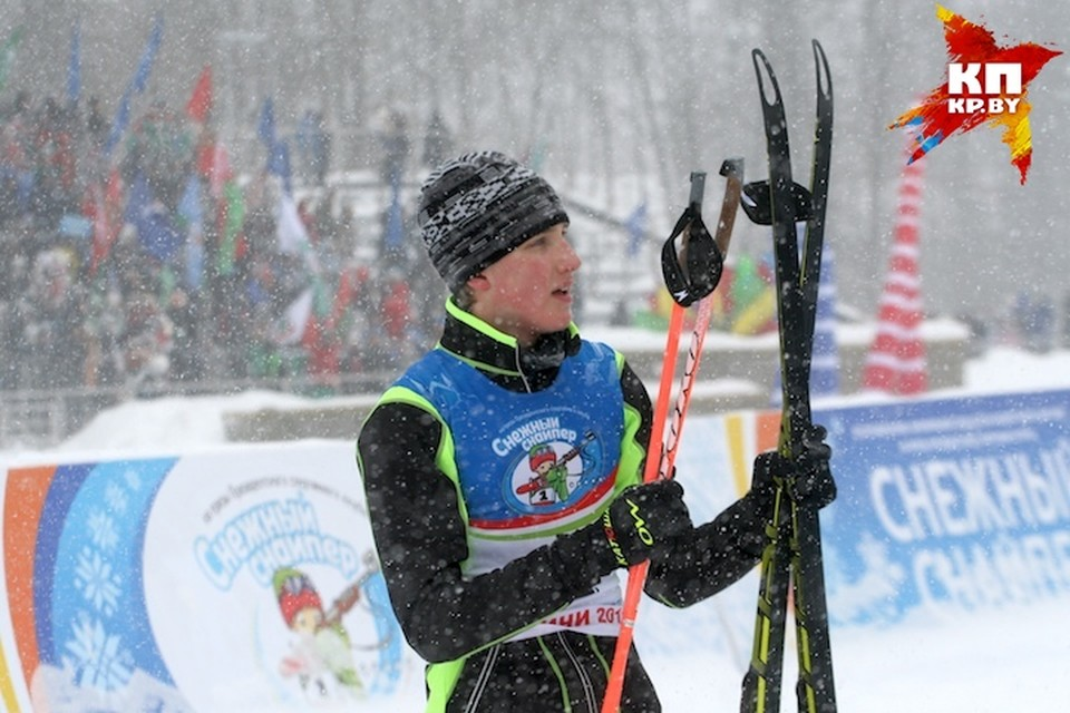 Специалисты отметили технику лыжного хода и скорострельность на рубеже Николая Лукашенко.