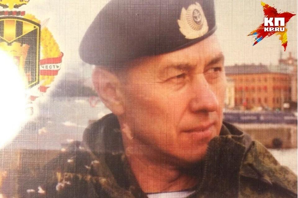 Владимир Еремеев из деревенского мальчишки стал генералом Фото: предоставлено близкими Владимира Еремеева