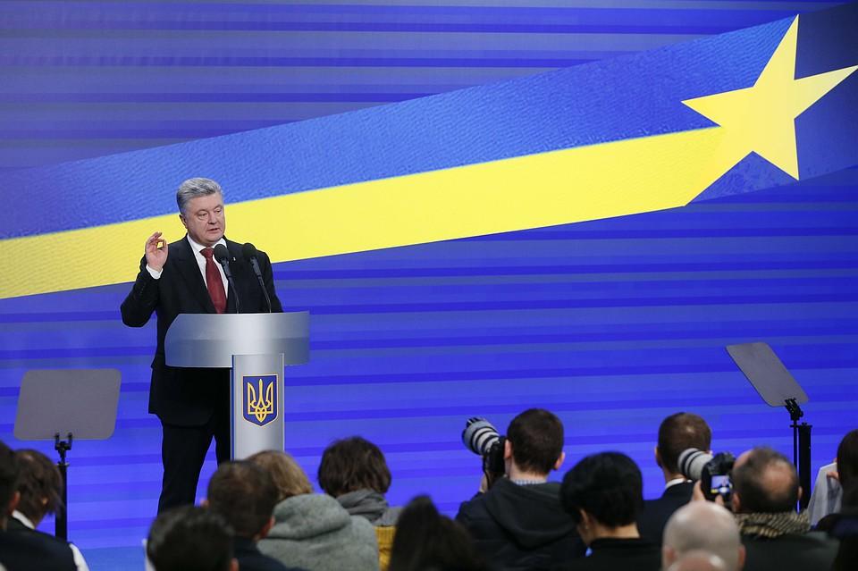 Порошенко не оставил планов силовой зачистки Донбасса