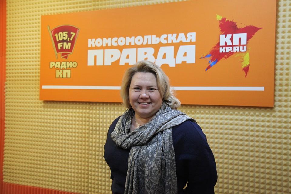 Врач аллерголог — иммунолог Ставропольской краевой клинической больницы Ольга Уханова