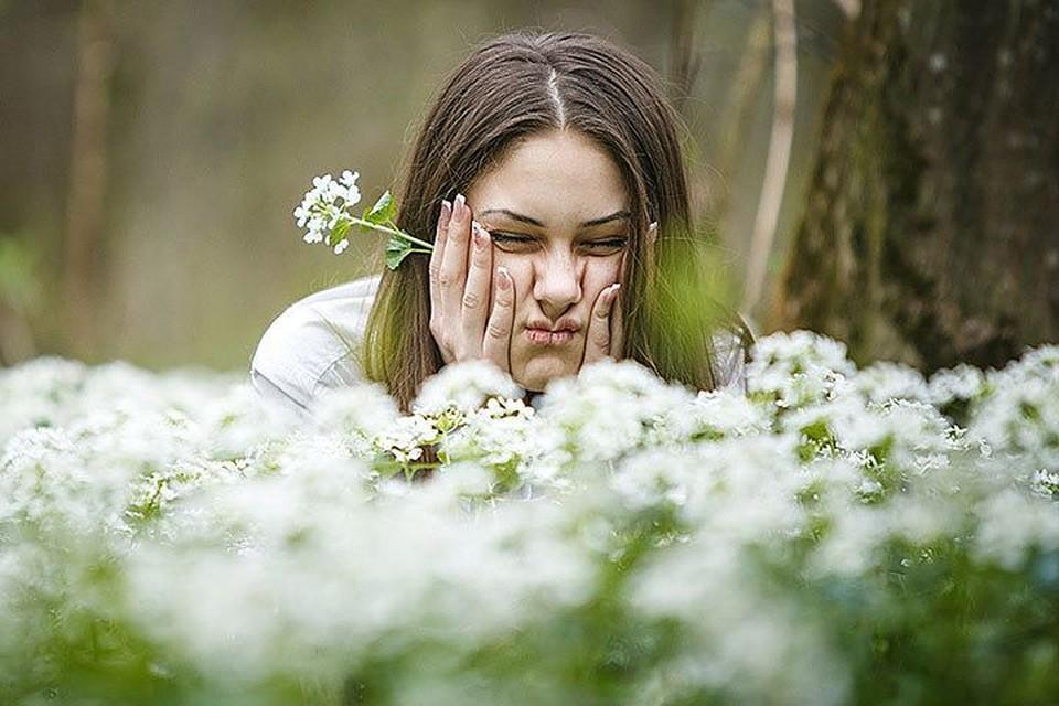 Для кого цветы радость, а для кого - аллерген
