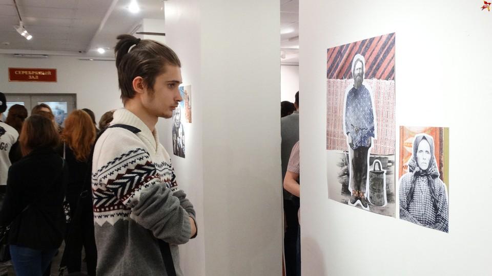 В Сыктывкаре открылась мультимедийная выставка, посвященная свадебным традициям коми