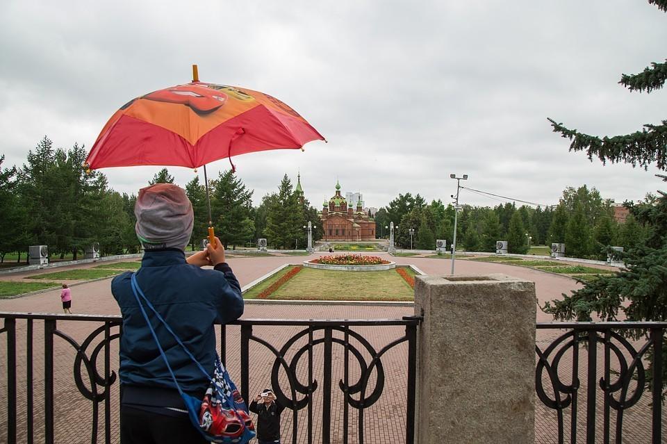 Жители Центрального района захотели детский парк на Алом поле. Прощай, зеленая тишина?