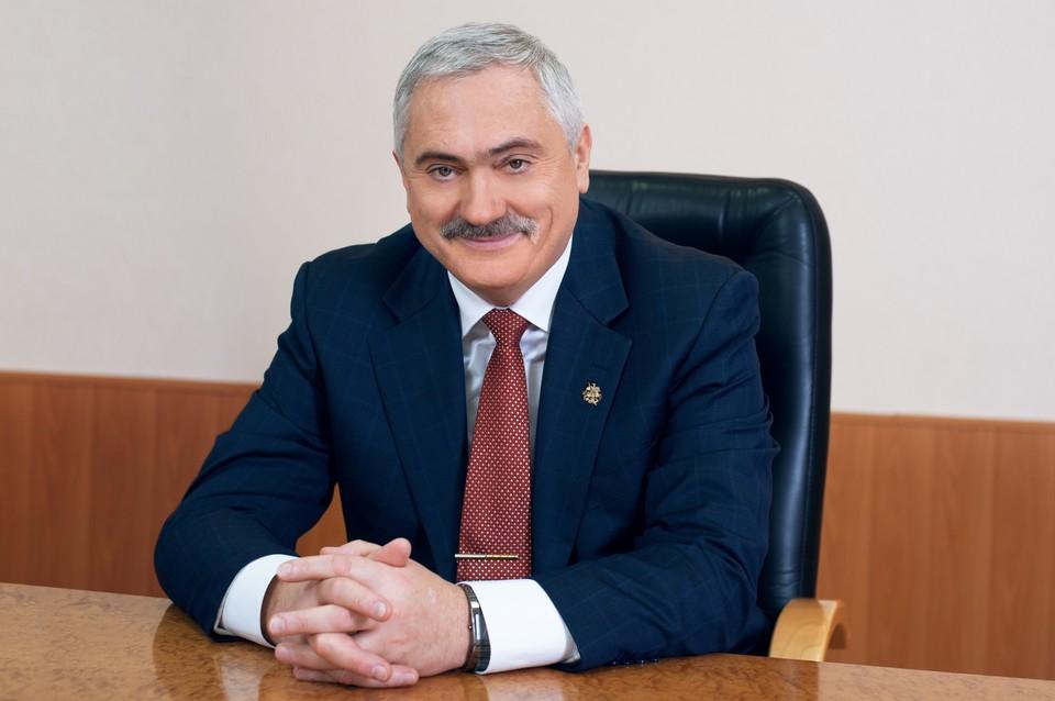 Ректор Российского государственного университета нефти и газа (НИУ) имени И. М. Губкина Виктор Мартынов