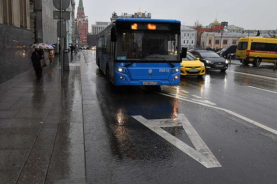 Чтобы автобусы и троллейбусы ездили строго по расписанию - без выделенных полос не обойтись