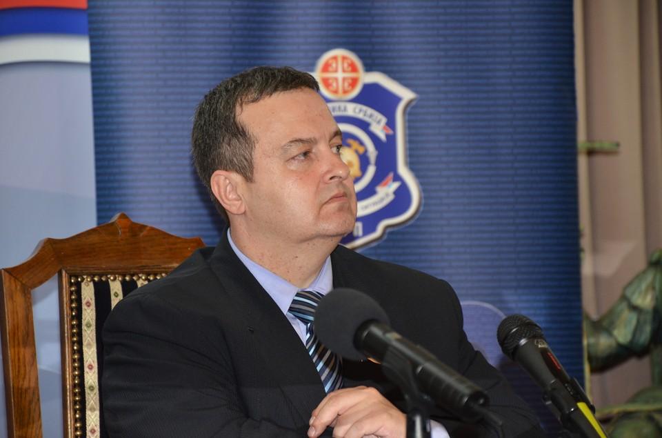 Премьер-министр Сербии Ивица Дачич