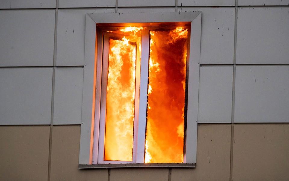 Сотрудники местного ЧОП не смогли достойно организовать эвакуацию после поступления сигнала о пожаре. ФОТО Данил АЙКИН/ТАСС
