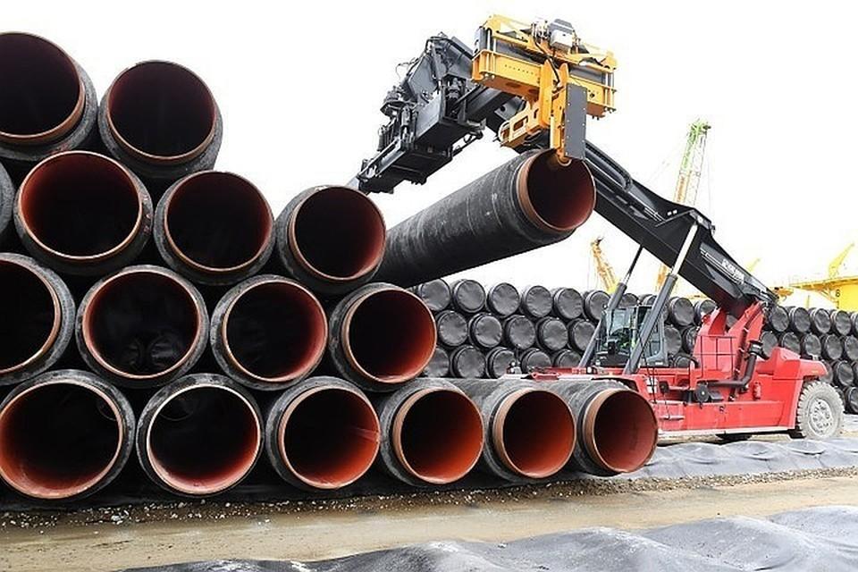 """""""Северный поток-2"""" сведет потребность в транзите газа через Незалежную к минимуму"""
