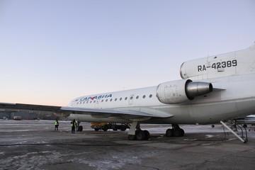 «Саратовские авиалинии» уволили гендиректора