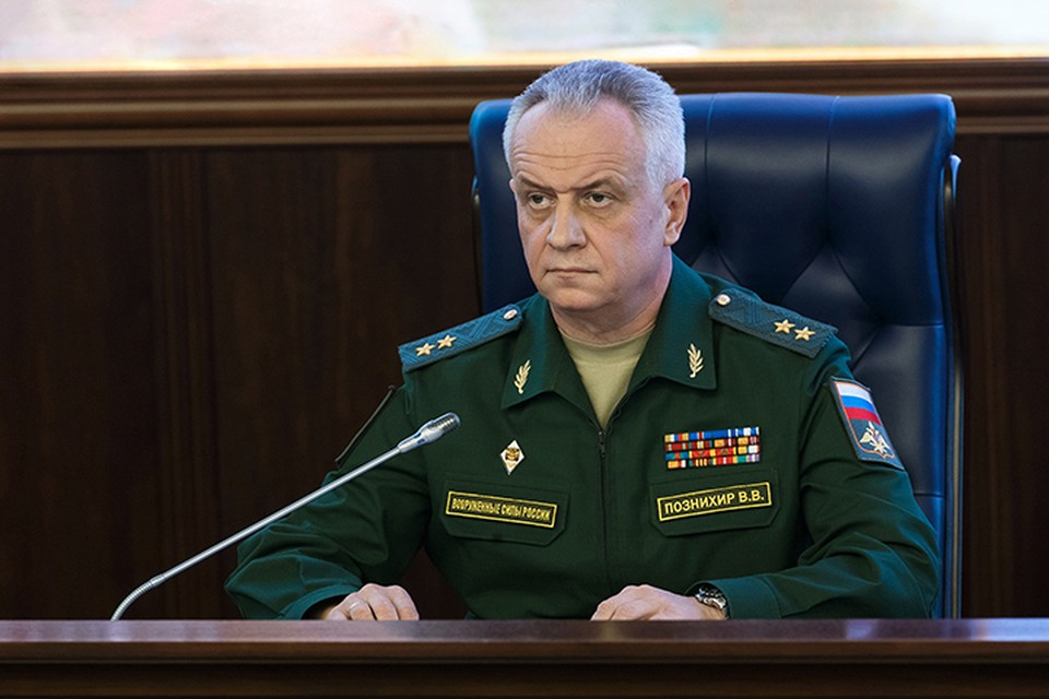 Виктор Познихир пригласил представителей ВОЗ в Восточную Гуту, гарантировав безопасность и все условия для работы там