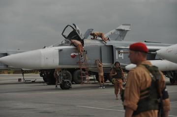 Соотношение военных сил России и США в зоне возможного конфликта в Сирии
