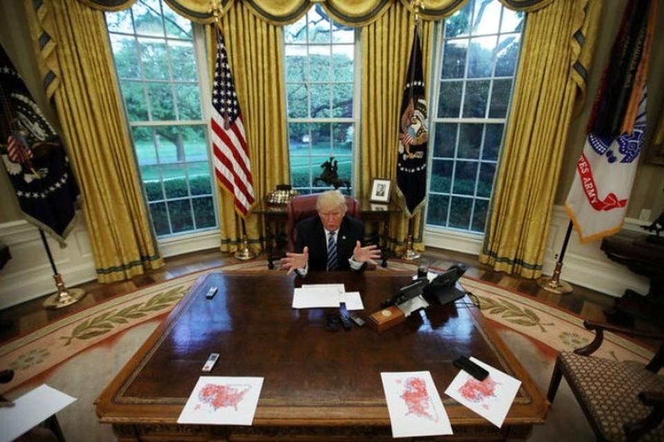 Ранее Дональд Трамп объявил о «неизбежном» ракетном ударе США по Сирии