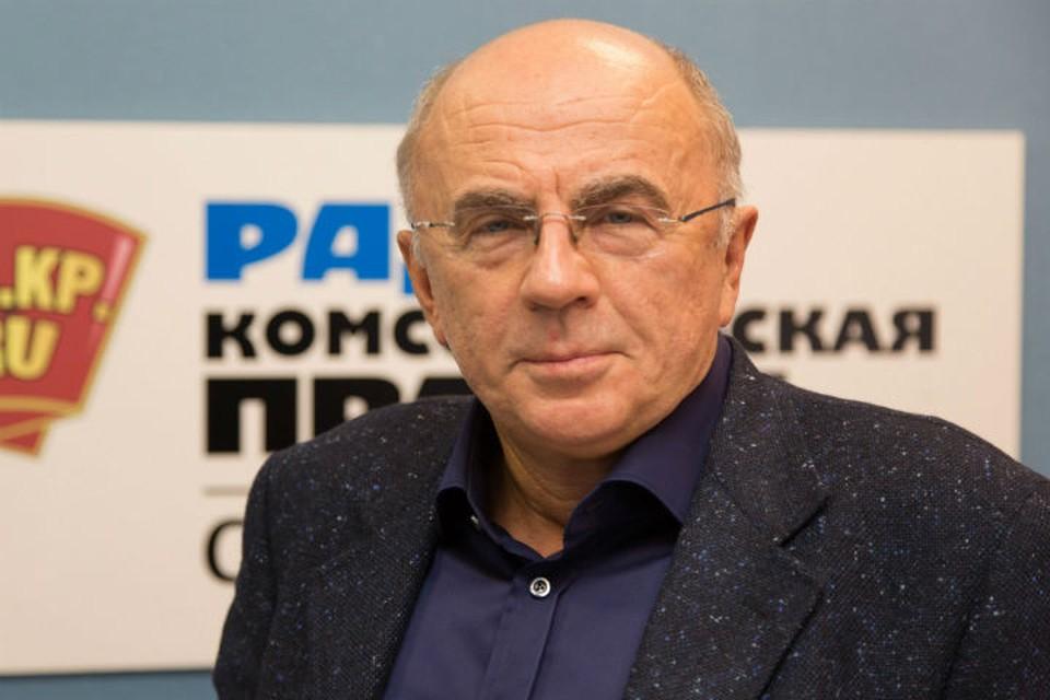 Ректор СПбГУП в эфире Радио «Комсомольская правда в Санкт-Петербурге»