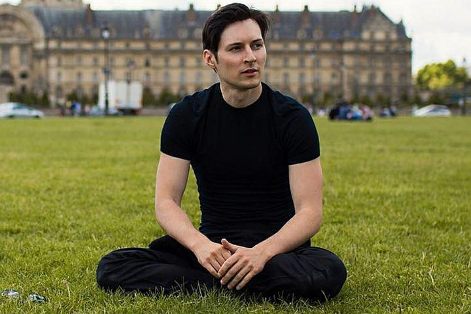 Предприниматель Павел Дуров