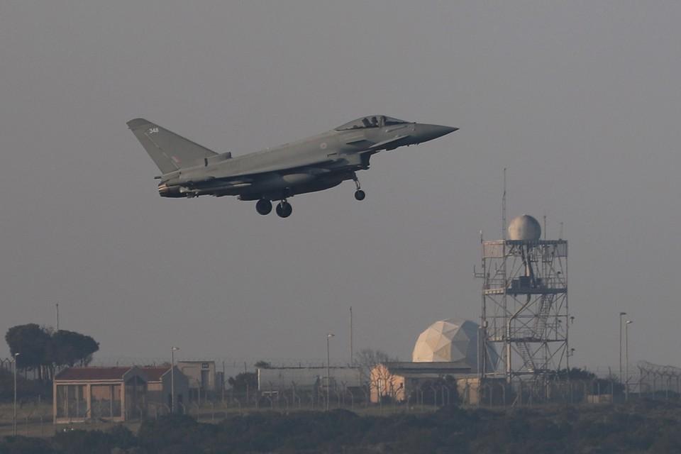 Ракетный удар был нанесен в ночь с 13 на 14 апреля.