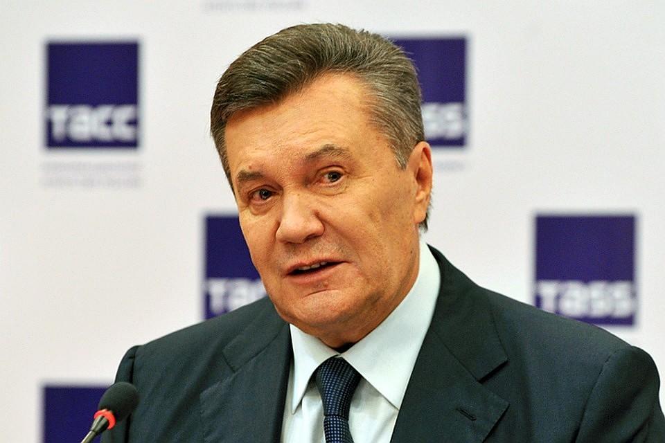 Суд не принял сторону Януковича и обвинил его в госизмене