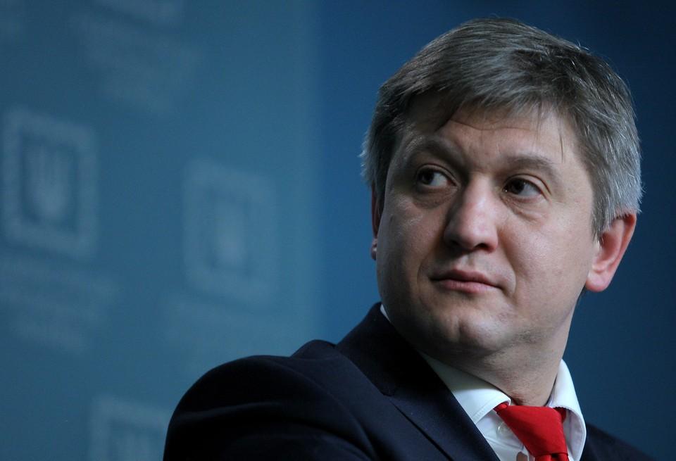 Министр финансов Украины Александр Данилюк. Фото: ZUMA/TASS