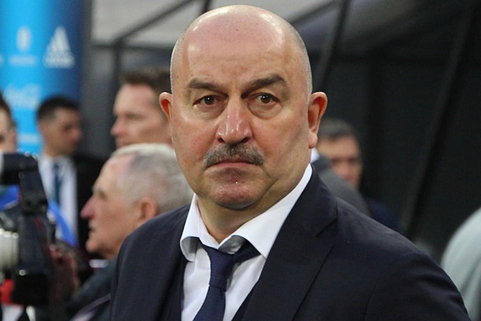 Перед тем как будет объявлен состав сборной, «КП» встретилась с ее главным тренером – Станиславом Черчесовым