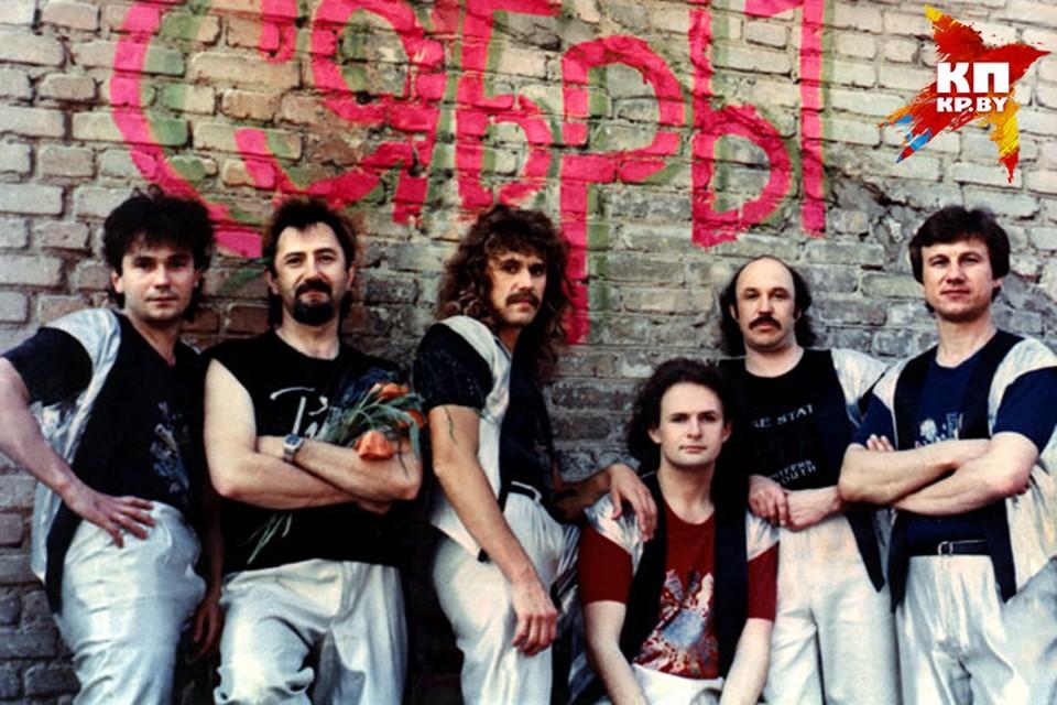 Кто-бы мог подумать, что «Сябров», давным-давно считающихся символом белорусской эстрады, когда-то могли не пускать на БТ! А ведь в то время они пели даже «Перестройку рок-н-ролл»… Фото: syabry.com